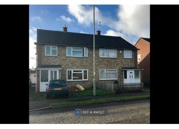 Thumbnail 3 bed semi-detached house to rent in Churchill Road, Bicester