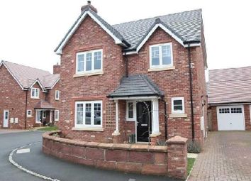 Thumbnail 4 bed detached house for sale in Magdalene View, Hadnall, Shrewsbury
