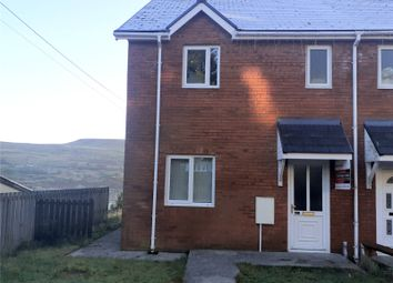 Thumbnail 3 bed end terrace house for sale in High Street, Ebbw Vale, Blaenau Gwent