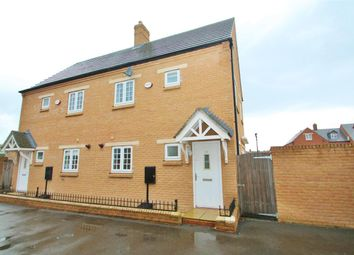Thumbnail 2 bed end terrace house for sale in Gilbert Scott Gardens, Gawcott, Buckingham