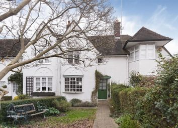 Thumbnail 2 bedroom cottage to rent in Wordsworth Walk, Hampstead Garden Suburb