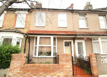 Thumbnail 3 bed terraced house to rent in Clarence Road, Walthamstow