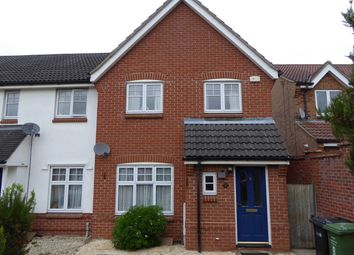 Thumbnail 3 bed property to rent in Keats Close, Downham Market