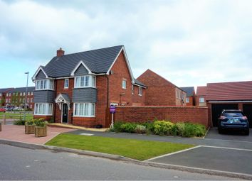 Thumbnail 3 bed property for sale in Bayswater Square, Stafford