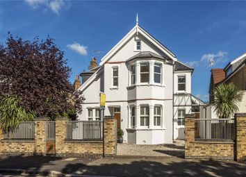 Thumbnail 5 bed detached house for sale in Sandy Lane, Teddington, Middlesex