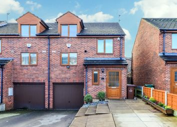 Thumbnail 3 bed town house for sale in Jacobs Court, Horbury, Wakefield