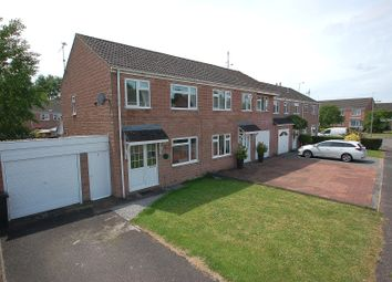 Thumbnail 3 bed semi-detached house for sale in Irvine Close, Taunton