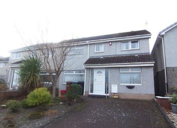 Thumbnail 5 bed semi-detached house to rent in Mayshade Road, Loanhead, Midlothian