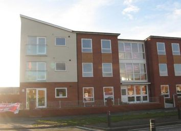 Thumbnail 2 bed flat for sale in Blacon Point Road, Blacon, Chester