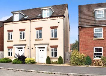 Thumbnail 3 bed semi-detached house for sale in Collett Road, Norton Fitzwarren, Taunton