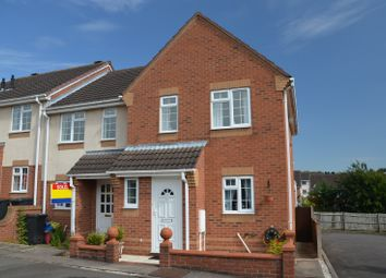 Thumbnail 3 bed property for sale in Willow Close, Measham