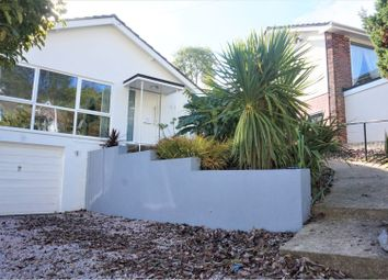 Thumbnail 2 bed detached bungalow for sale in Southfield Avenue, Paignton