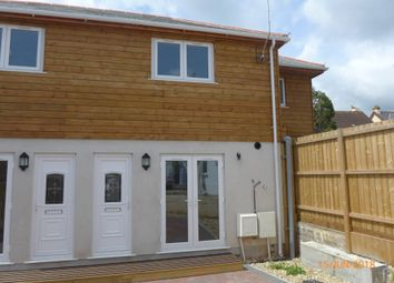 Thumbnail 1 bed semi-detached house to rent in Cedar Road, Paignton