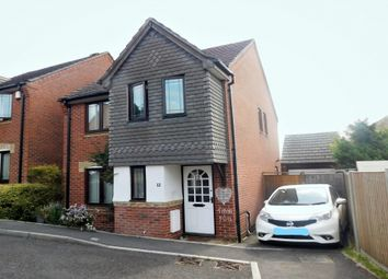 Thumbnail 3 bed detached house for sale in Elijah Close, Hamworthy, Poole, Dorset