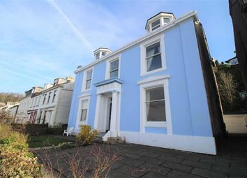 Thumbnail 3 bedroom flat for sale in Ashton Road, Gourock