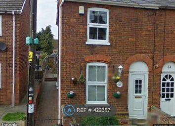 Thumbnail 2 bed end terrace house to rent in St. Catherines Road, Long Melford, Sudbury