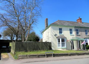 Thumbnail 3 bed end terrace house for sale in Kingswood Terrace, North Road, Holsworthy
