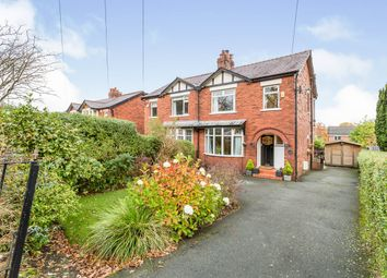 Thumbnail 3 bed semi-detached house for sale in Preston Road, Whittle-Le-Woods, Chorley, Lancashire
