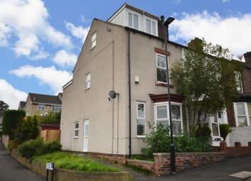 Thumbnail 4 bedroom end terrace house for sale in Vauxhall Road, Sheffield, South Yorkshire