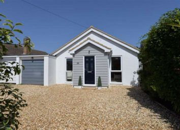 Thumbnail 3 bed bungalow for sale in Pinewood Road, Hordle, Lymington