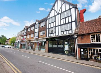 Thumbnail 1 bed flat to rent in Church Street, Rickmansworth