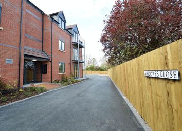 Thumbnail 2 bed flat for sale in Apartment 4, Brookes Close, Bell Lane, Studley