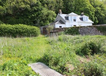 Thumbnail Land for sale in Marine Parade, Millport, Isle Of Cumbrae, North Ayrshire
