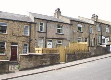 Thumbnail 3 bed terraced house for sale in Calder Avenue, Pye Nest, Halifax