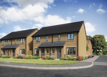 "Thumbnail 3 bed semi-detached house for sale in ""The Hanbury "" at Warminster Road, Frome"