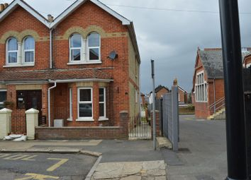 Thumbnail 3 bed end terrace house to rent in Grange Road, East Cowes