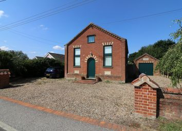 Thumbnail 3 bed detached house for sale in Hall Road, Winfarthing, Diss