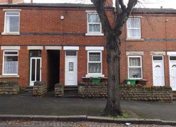 Thumbnail 2 bedroom terraced house for sale in Allington Avenue, Lenton, Nottingham, Nottinghamshire