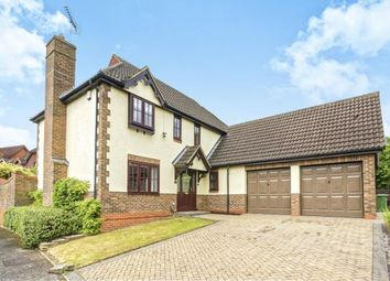 Thumbnail 4 bedroom detached house for sale in Warfield, Bracknell, Berkshire