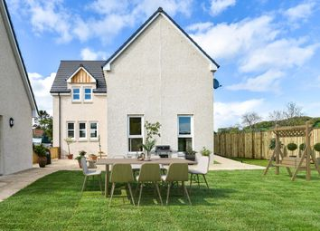 Thumbnail 4 bed detached house for sale in 5 Lady Helen Gait, Foodieash, Cupar