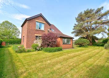 Thumbnail 4 bed detached house for sale in Snape Wood Lane, Cabus, Preston