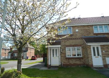 Thumbnail 3 bed town house for sale in Riviera Drive, Croxteth