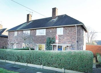 Thumbnail 3 bedroom semi-detached house for sale in Cotleigh Crescent, Sheffield, South Yorkshire