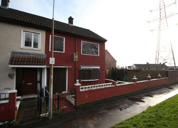 Thumbnail 3 bedroom end terrace house for sale in New Barnsley Parade, Belfast