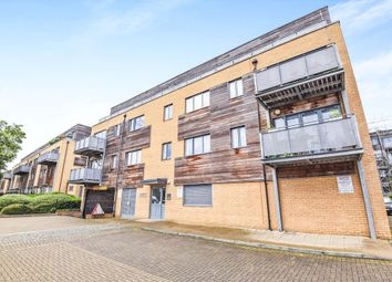 Thumbnail 1 bed flat for sale in Agate Close, London