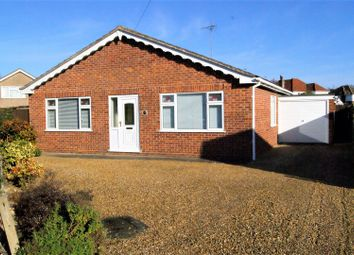 Thumbnail 3 bed detached bungalow for sale in Hix Close, Holbeach, Spalding
