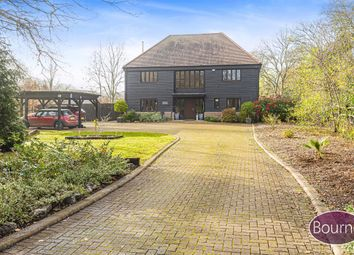 5 bed detached house for sale in Woodhill, Send, Woking GU23