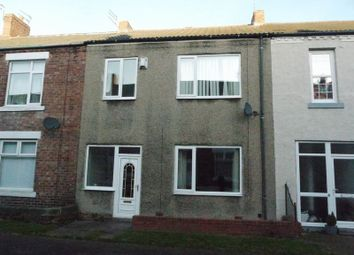 Thumbnail 3 bed terraced house for sale in Deanery Street, Bedlington