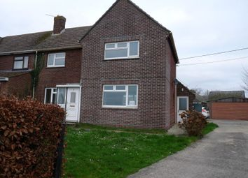 Thumbnail 3 bed semi-detached house to rent in The Green, Sturminister Newton