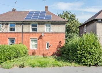 Thumbnail 2 bed semi-detached house for sale in Adlington Crescent, Sheffield, South Yorkshire