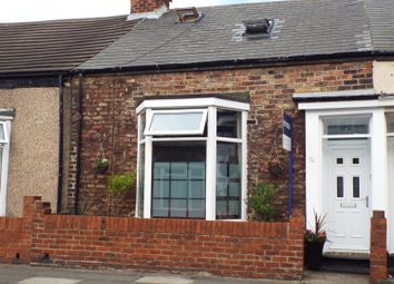 Thumbnail 1 bed cottage for sale in Franklin Street, Sunderland