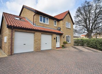 Thumbnail 4 bed detached house for sale in Cardwell Court, Braithwell, Rotherham, South Yorkshire