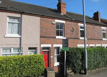 Thumbnail 2 bed terraced house for sale in Burton Road, Gedling, Nottingham