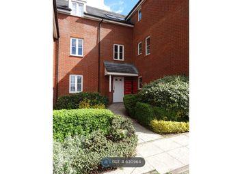 Thumbnail 2 bedroom flat to rent in Hughes Croft, Bletchley, Milton Keynes