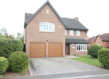 Thumbnail 5 bedroom detached house for sale in Southern Wood, Worksop