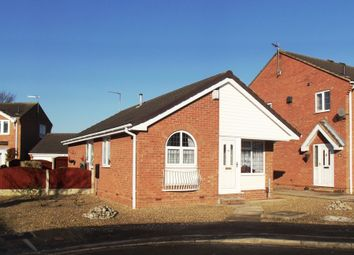 Thumbnail 3 bedroom bungalow for sale in Chelkar Way, Rawcliffe, York